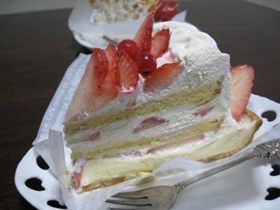 ケーキ♪3
