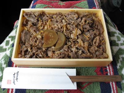 鳥取牛寿司2
