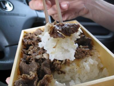 鳥取牛寿司3