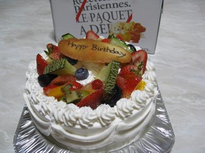 バースディ・ケーキ2