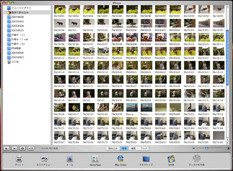 iPhoto 2.0.1