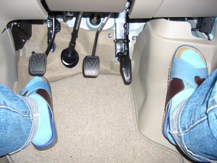 EVERY Foot crearance