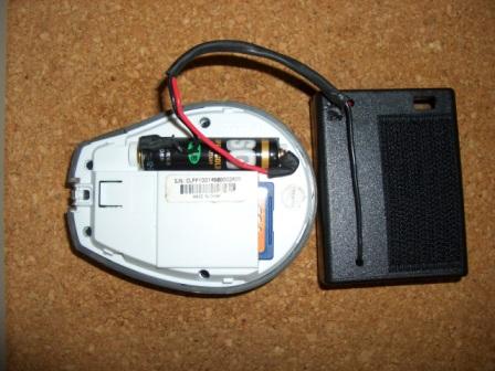 MuVo C100 接続状態