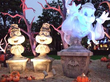 かぼちゃ、ディズニーランド 020