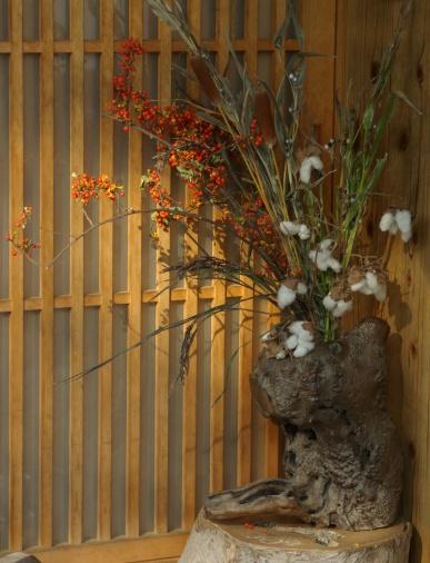 秋のお飾り2011