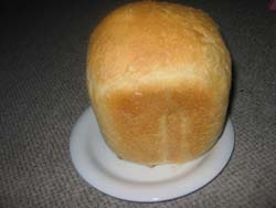 ホームベーカリで作ったパン
