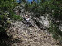 物見の岩 ゲレンデ上部090621_cIMG_1025