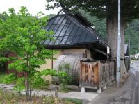 井上味噌さんの桶 090630_cIMG_1717