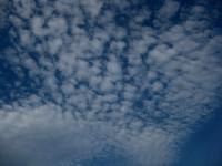 うろこ雲Img_2043