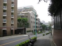 道 青学から國學院へ 090802_cIMG_2579