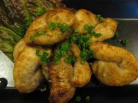 食 鮭の白子バター焼き 090903_cIMG_2945