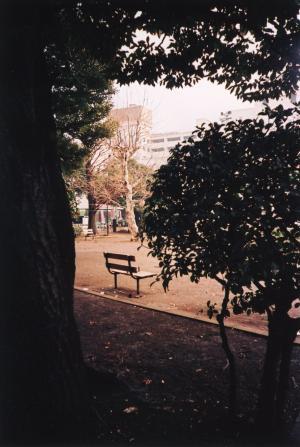 公園・ベンチ