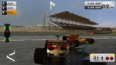 PSP版F1 2009