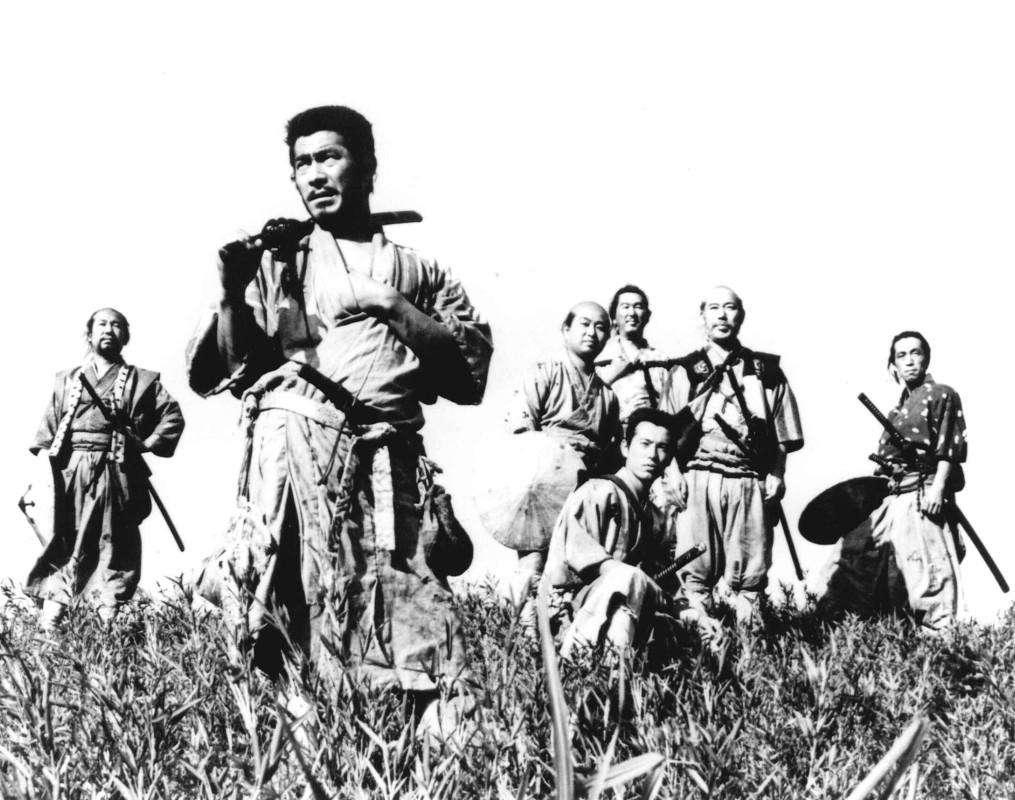 村に集結した7人