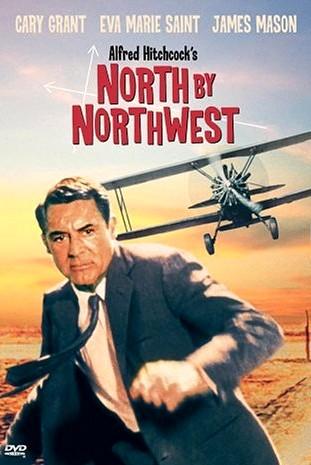 映画【北北西に進路を取れ】