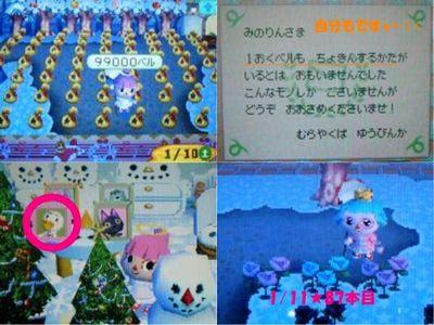 青バラ090111