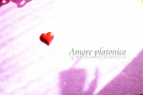 Amore platonico a
