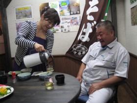 百野さんと斉田さん