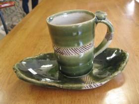 夢つる子窯 陶器