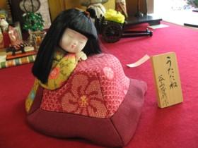 木目込み人形 うたた寝