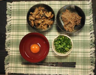 a敦盛蕎麦セット