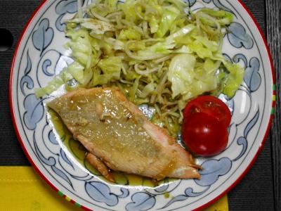 1サーモンステーキ