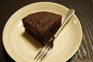 aマクロビチョコケーキ