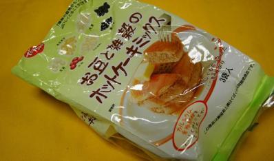a雑穀ホットケーキMIX