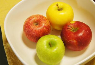b小玉りんご4種