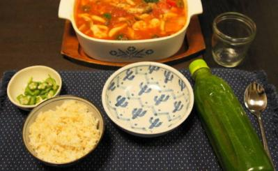 カチャトゥーラご飯