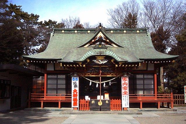 玉村八幡神社;6