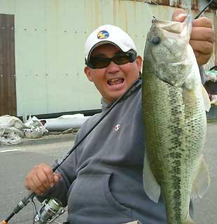 アフターちゃん・・本日の最大魚