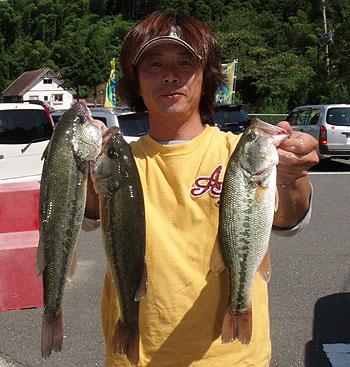 2008 ファイナル優勝 選田大輔選手