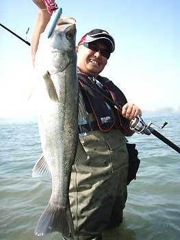 今日の最大魚・・だぶん。