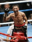 WBCフライ級王者 内藤大助
