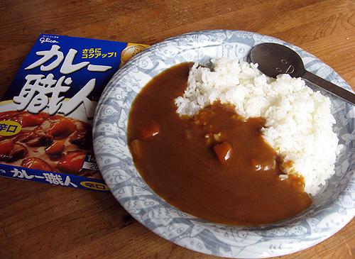 2009-7-23昼食