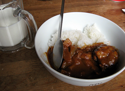 2009-9-13朝食