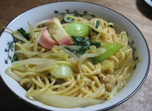 2009-9-21夕食