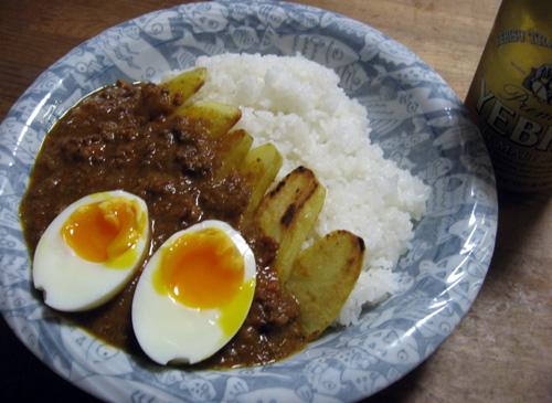 2009-10-2 夕食