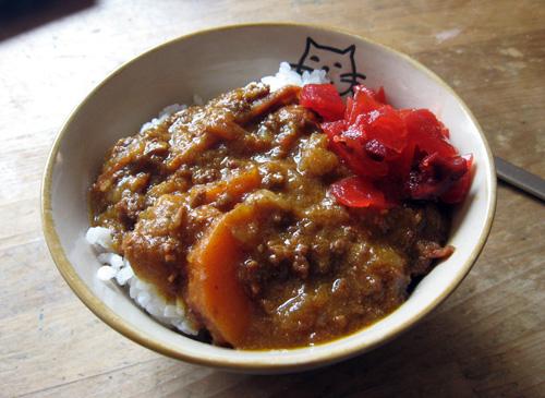 2009-10-3昼食