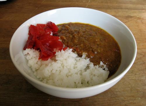 2009-10-4昼食