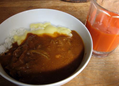 2009-11-7昼食