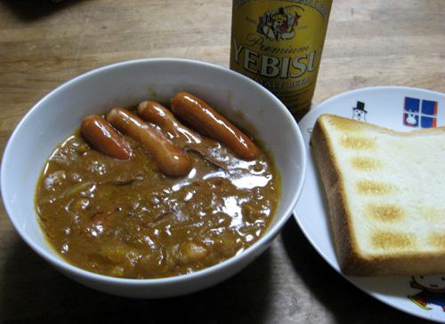 2009-11-7夕食1