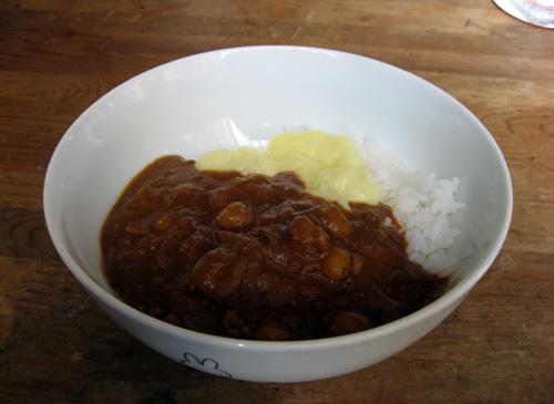 2009-11-8昼食