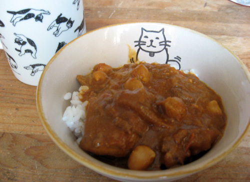 2009-11-8朝食