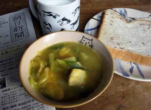 2009-11-24朝食