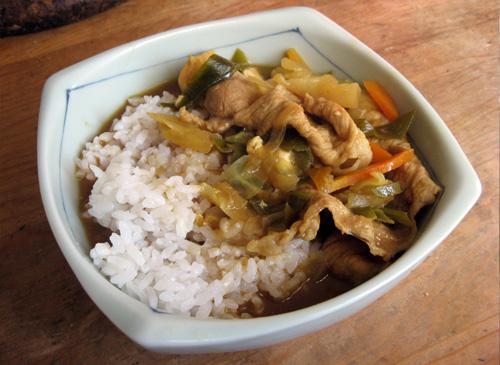 2009-11-25昼食