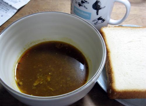 2009-12-3朝食