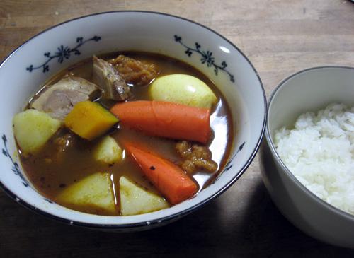 2009-12-2夕食