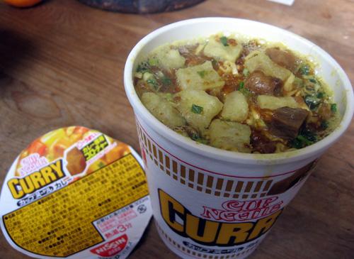 2009-12-8昼食